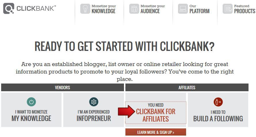 my clickbank account