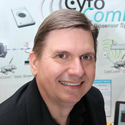 Bill Rader - CEO of Efferent Labs