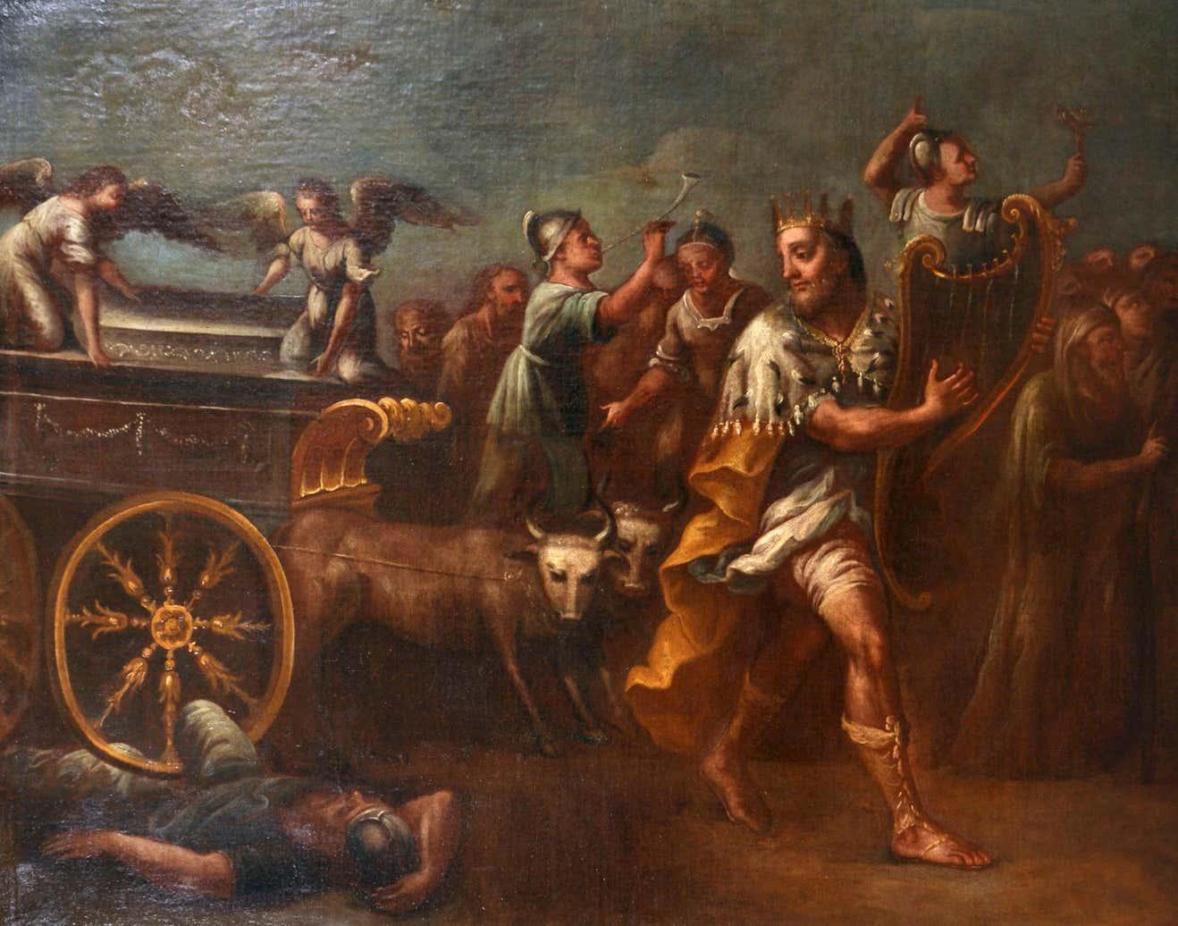 Uzzah and the Ark