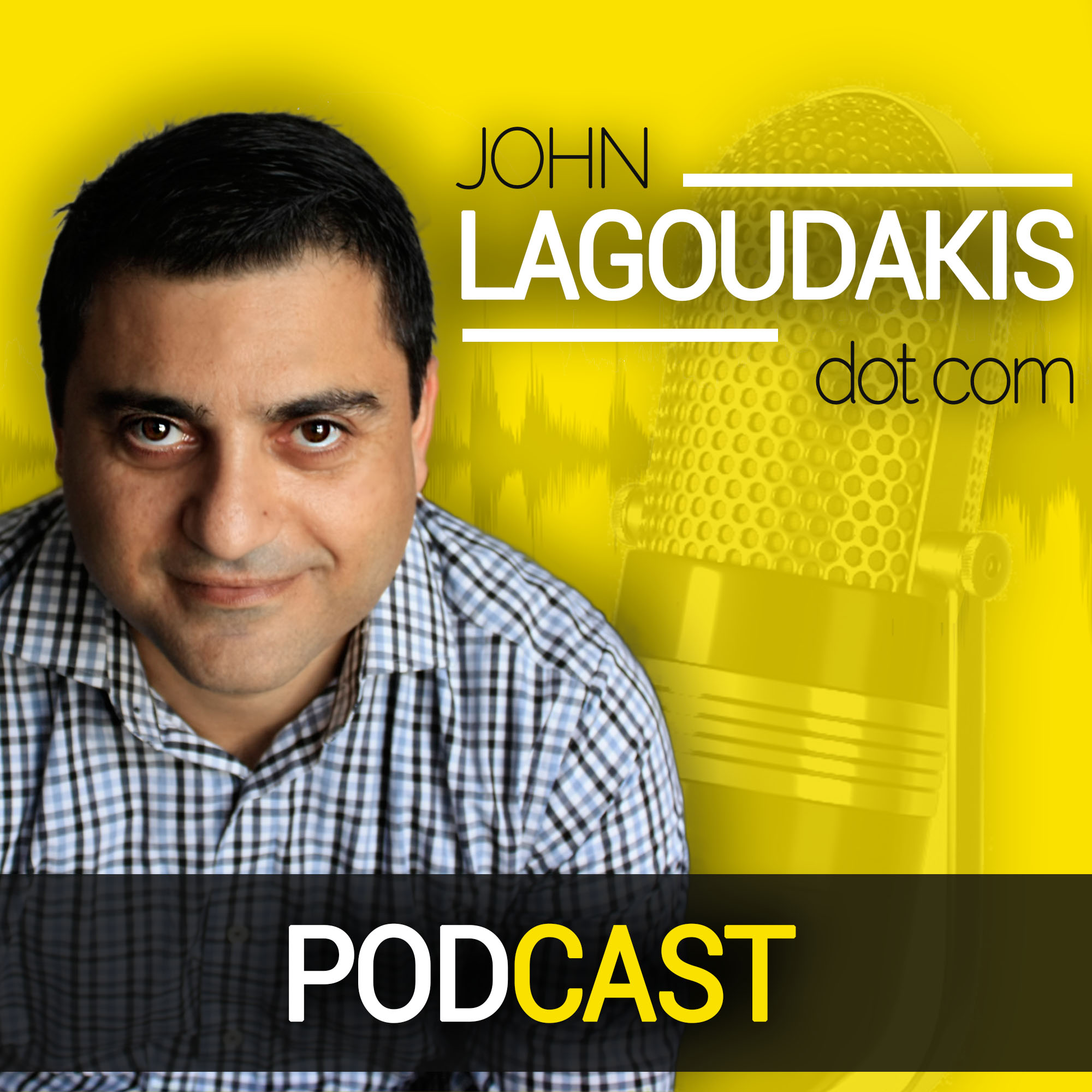 John Lagoudakis dot Com Podcast: Internet Marketing | Personal Development | Business